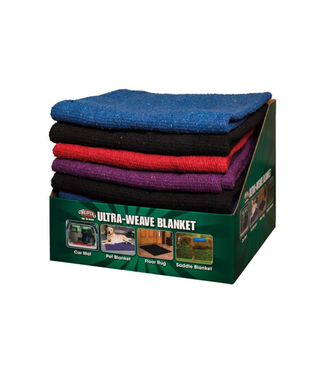 Weaver Ultra Weave Saddle Blanket Solid