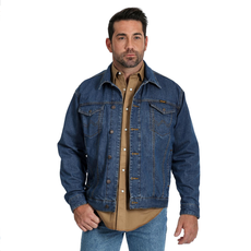 Wrangler Conceal & Carry Denim Jacket