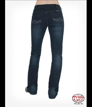 Cowgirl Tuff Forever Tuff Boot Cut Jean