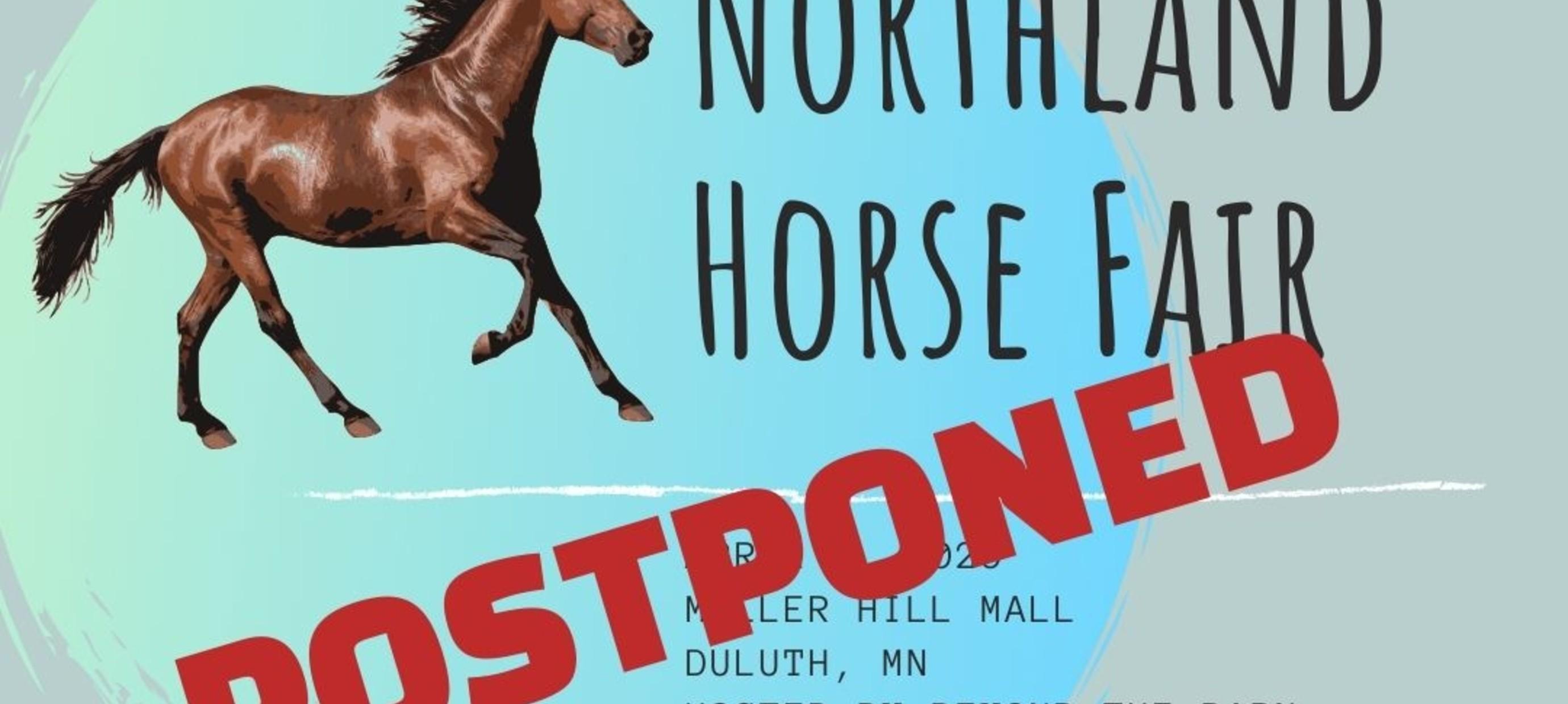 Northland Horse Fair Postponed