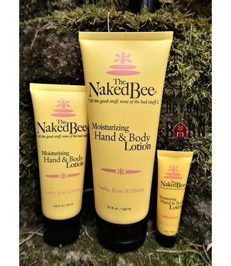 The Naked Bee Travel Hand & Body Lotion .5oz