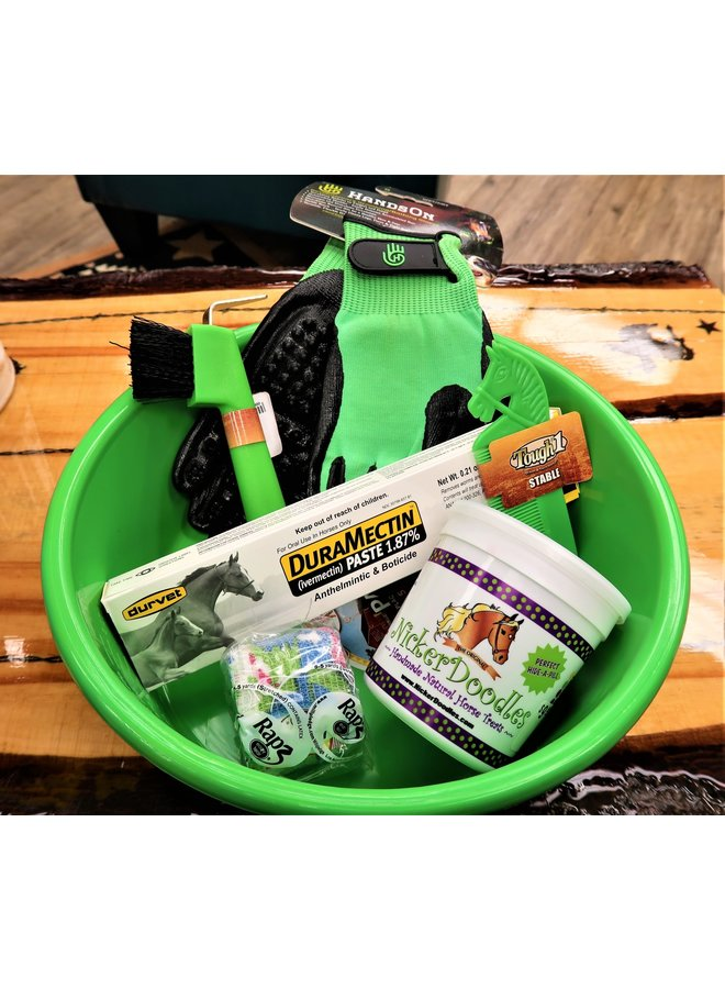 Spring Horse Care Bundle