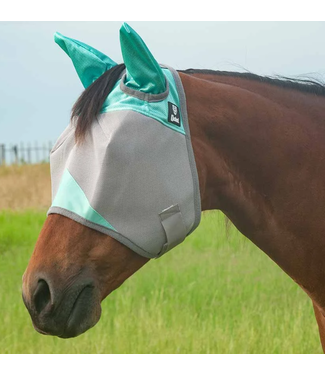Cashel Patterned Crusader Fly Mask STD w/Ears