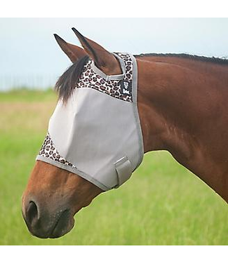 Cashel Patterned Crusader Fly Mask STD w/o Ears