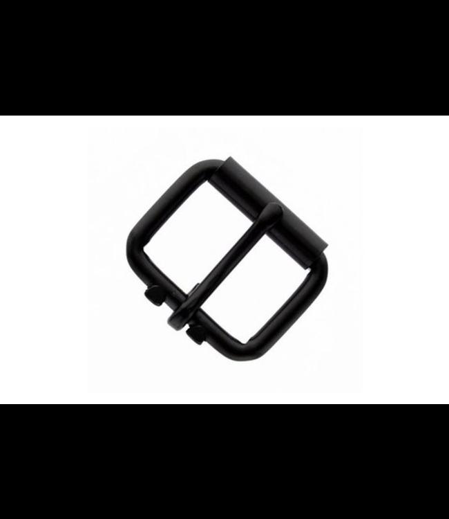 GL Roller Buckle - 2'' - Black