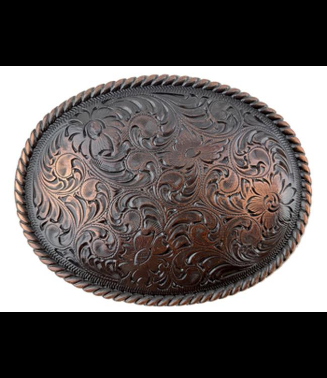 H8136 SCVRB Copper Belt Buckle