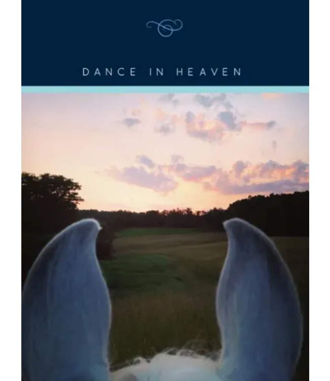 Horse Hollow Sympathy Cards Dance in Heaven