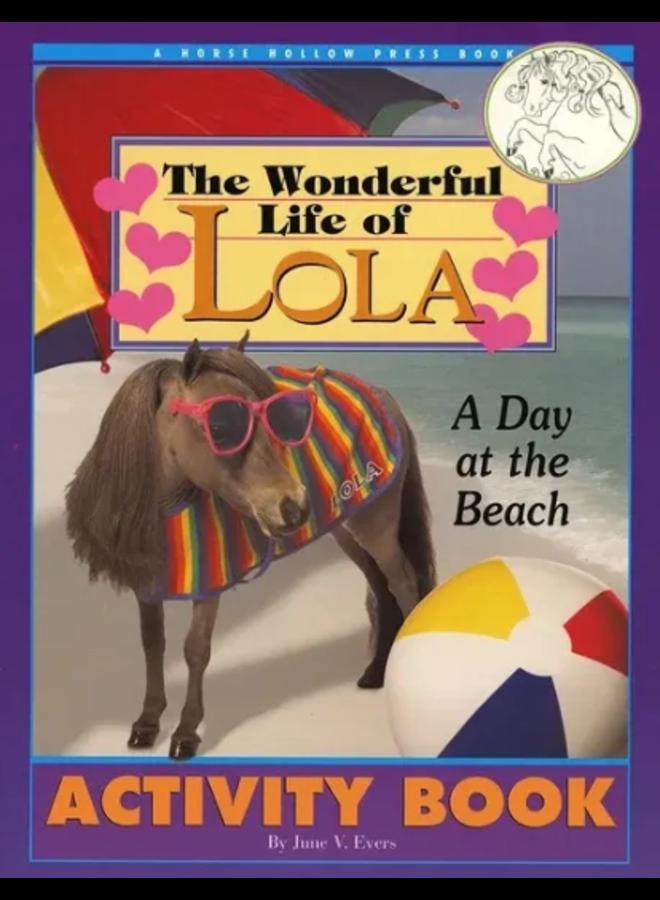 Lola Pony Activity Book
