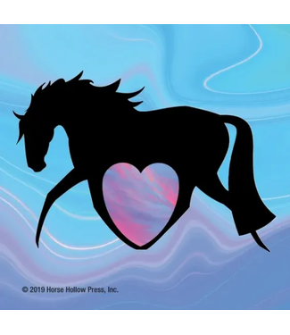 Horse Hollow Mini Pretty Sticker 12 Pack
