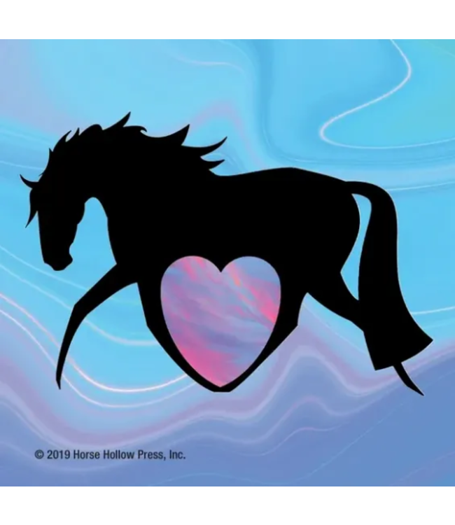 Horse Hollow Mini Pretty Sticker 12 Pack