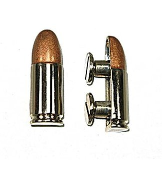 """Tandy 1 1/8"""" Bullet Concho"""