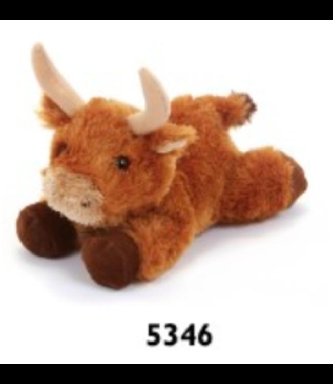 """8"""" Mini Toro Plush - Light Brown"""