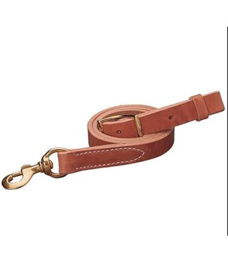 "Weaver Harness Leather Tie Down 3/4"" x 40"""