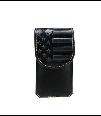 Montana West RLP-013S Montana West Genuine Leather Phone Belt Loop Holster