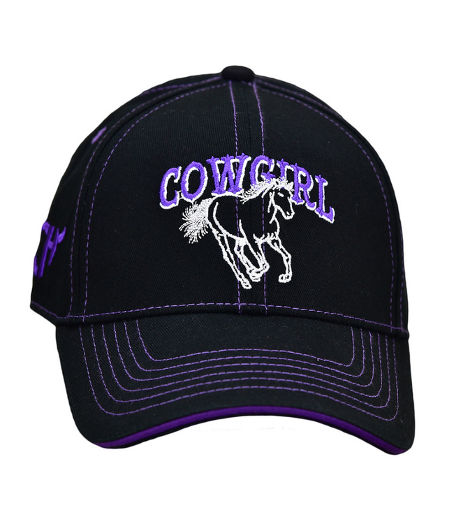 Cowboy Hardware Kid's Cap Cowgirl Horse