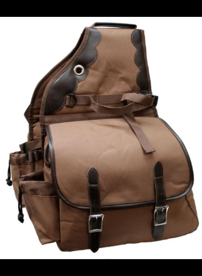 Deluxe 600D Nylon Saddle Bag