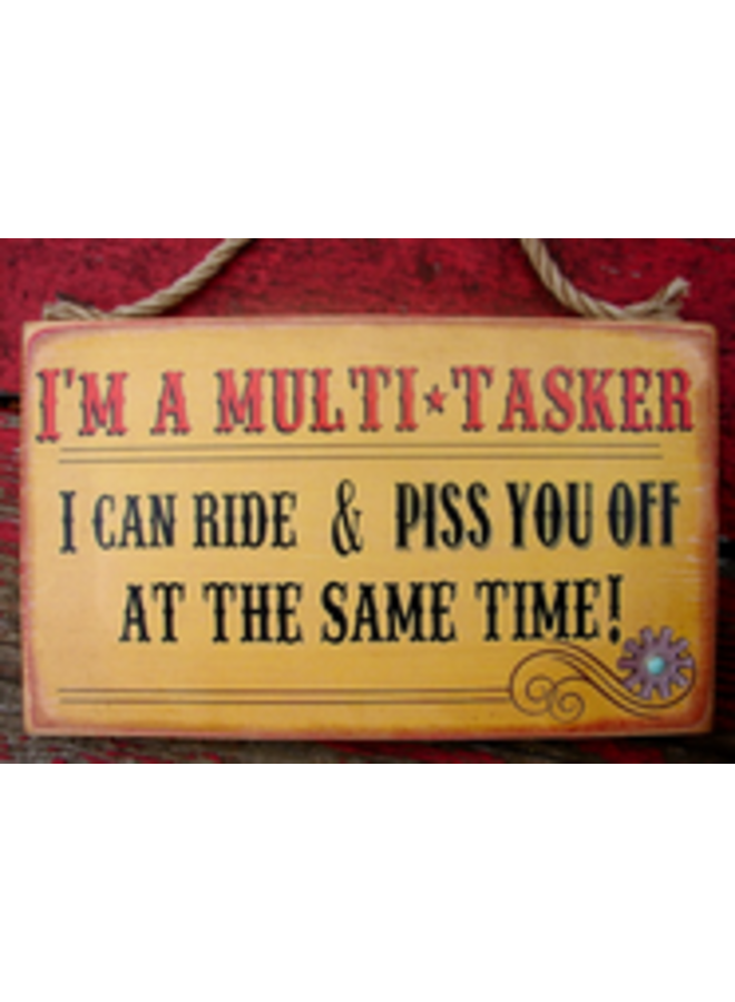 #860w I'm a multi-tasker...