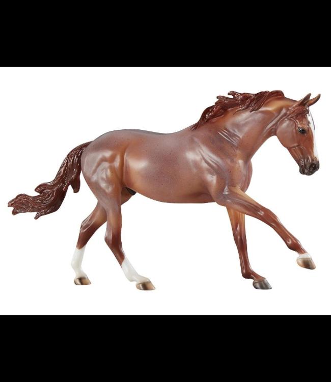 Breyer Peptoboonsmal Quarter Horse Legend