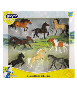 Breyer Deluxe Stablemate Collection