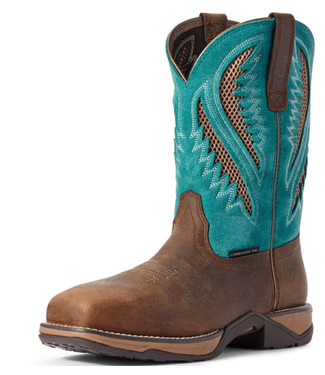 Ariat Women's Anthem VentTEK Composite Toe Work Boot
