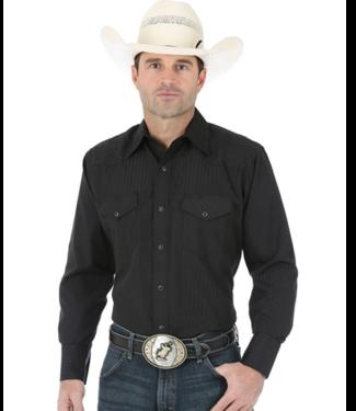 Wrangler Men's Dobby Stripe Shirt 75214