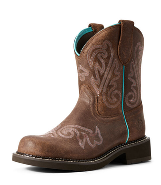 Ariat Fatbaby Heritage Heavenly Western Boot