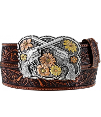 Justin Bandit Queen Ladies Belt