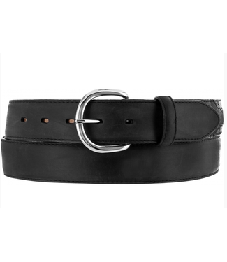 Justin Men's Black Classic Belt