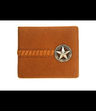 MWS-W024 Genuine Leather Lonestar Collection Men's Wallet