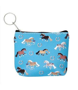 Puff Pony Coin Purses Assorted
