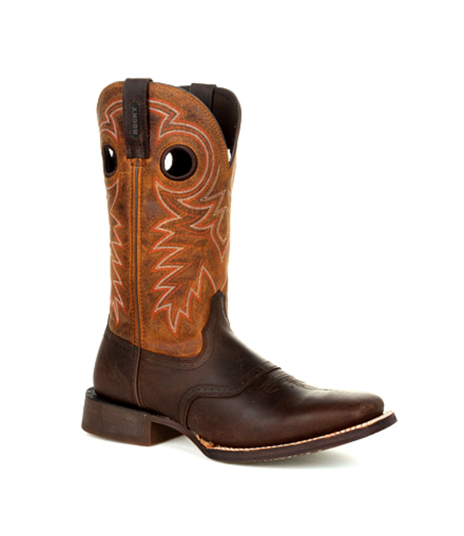 Rocky Dakota Ridge Pull-On Western Boot