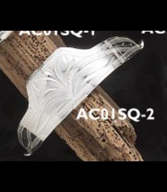 Square Toe Boot Tip AC01SQ-2
