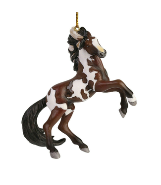 Painted Ponies Dance of the Mustang Ornament