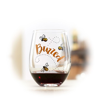 Studio M Buzzed Wine Glass