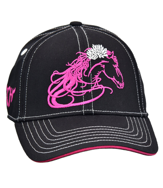 Cowboy Hardware Kid's Cap Beautiful Horse
