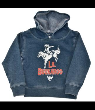 Cowboy Hardware Toddler Lil Buckaroo Pullover Slate Blue