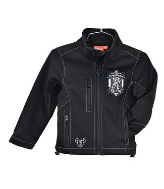 Cowboy Hardware Youth Ride It Out Poly Shell Jacket