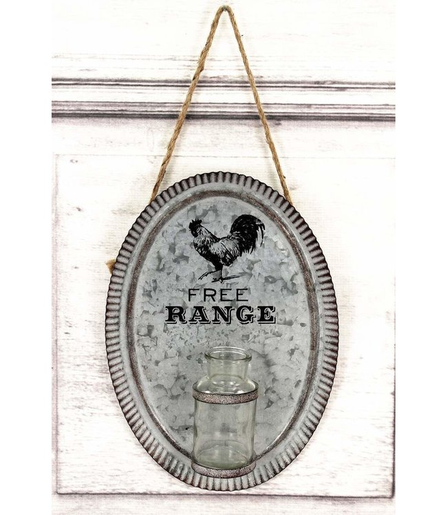 620 Free Range Metal Wall Hanger