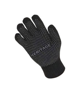 Heritage Riding Gloves Chenille Knit Glove