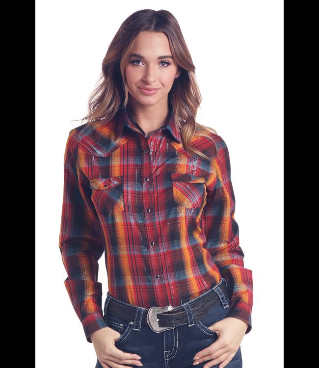 Panhandle Slim Ladies Western Shirt J2S6787