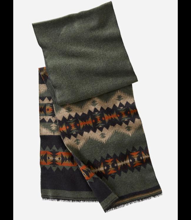 Pendleton Jacquered Scarf 100% Wool