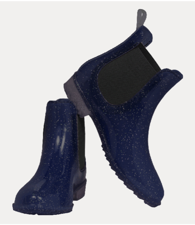 ELT Chelsea Sparkle Jodhpur Boots Night Blue