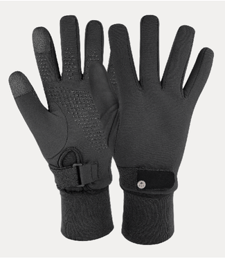 ELT Snow Riding Gloves Black