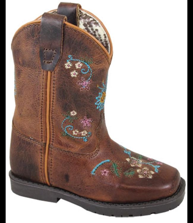 Smoky Mountain Toddler Boot Floralie 3833T