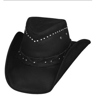 Bullhide Burnt Dust Leather Hat