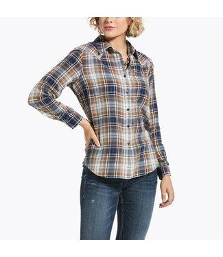 Ariat Women's R.E.A.L. Billie Jean Shirt Cedar Blossom