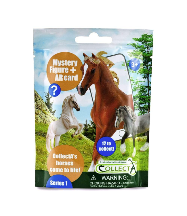 Breyer Collecta Horse Blind Bag with AR Feature