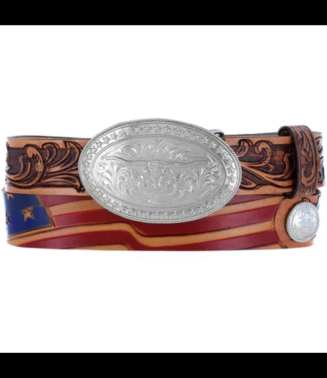 Tony Lama Kid's Great American Belt