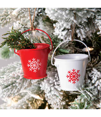 CTW Home Collection Bucket Ornament