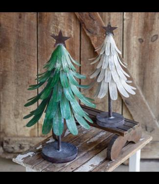 CTW Home Collection Metal Christmas Tree